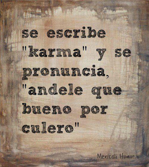 karma quotes in spanish - photo #29
