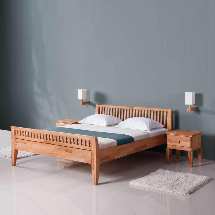 Massivholzbetten selber bauen  Die besten 25+ Kingsize bett Ideen auf Pinterest | Betten bei ikea ...