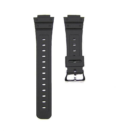16mm Replacement Black Watch Band Strap fits Casio G Shock DW-5600E, DW-5700 & More - http://www.specialdaysgift.com/16mm-replacement-black-watch-band-strap-fits-casio-g-shock-dw-5600e-dw-5700-more/