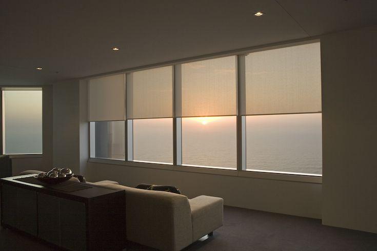 Roller Blinds Light Filtering - Kirra #blinds