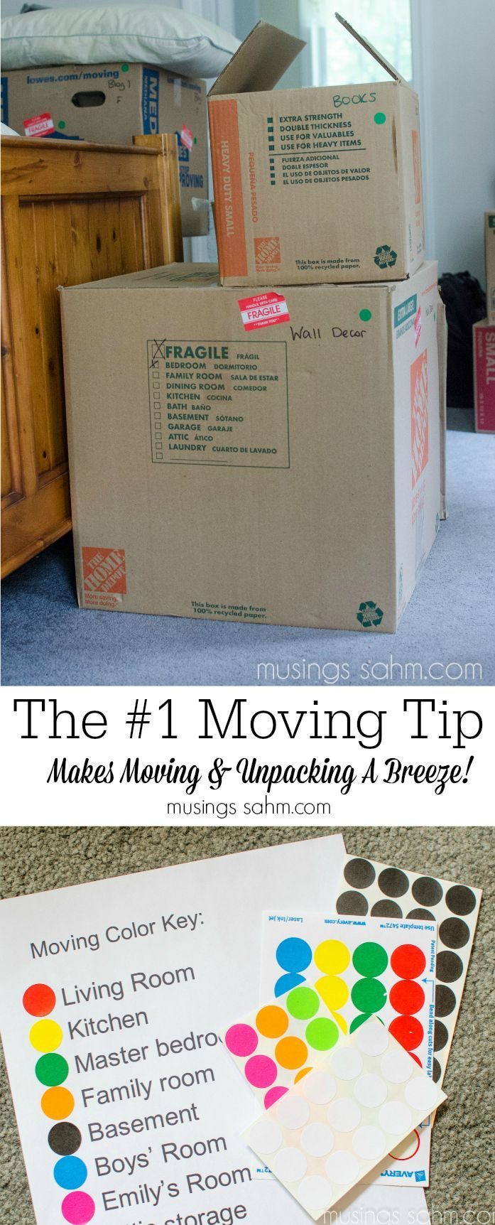 The 1 moving tip turn chaos into organized sanity for Moving to washington dc advice