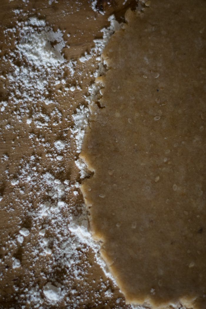 Swiss Chard, Saint-Maure Cheese and Miso caramel tatin tart | Tarte tatin aux blettes, saint-Maure et caramel au miso | Savoury tarts & baking | In The Mood For Food