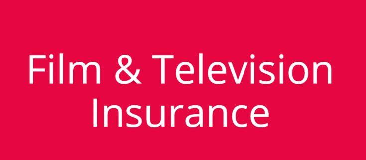 Film & Production Insurance - Covering film Equipment & TV