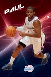Clippers - C Paul 2011 Poster