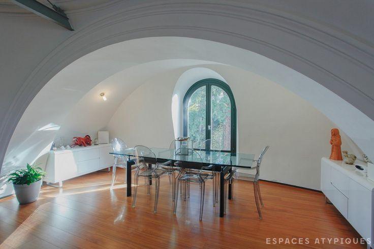 Grenoble : Duplex dans un ancien couvent sur les hauteurs de Coublevie