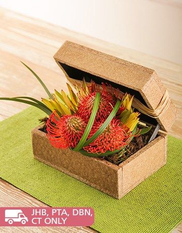 NetFlorist is South Africas largest sameday flower & gift delivery service. Buy Wooden Gift Box of Pincushions online today.