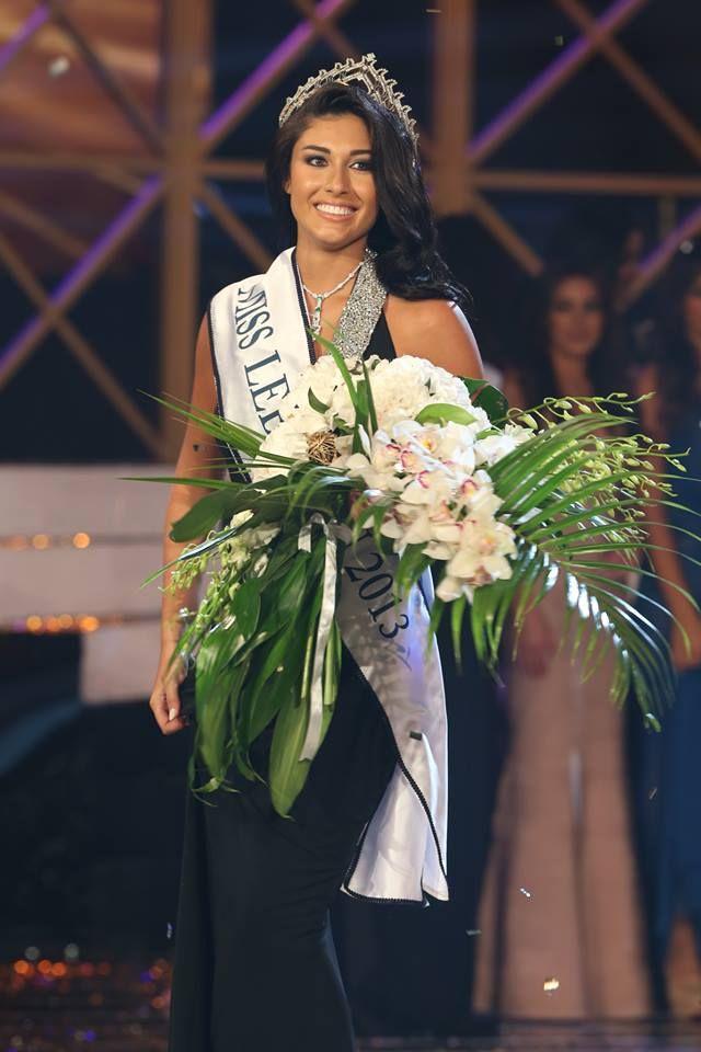 Karen Ghrawi Miss Lebanon 2013 - كارن غراوي ملكة جمال لبنان للعام 2013