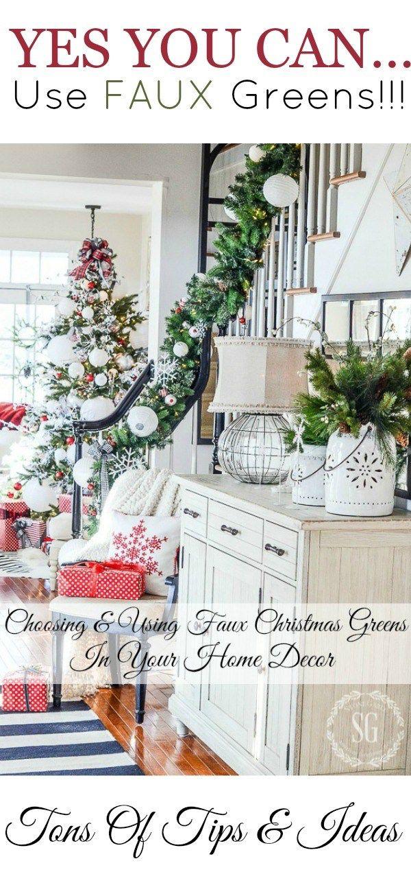 496 best Decor inspiration for Christmas images on Pinterest ...
