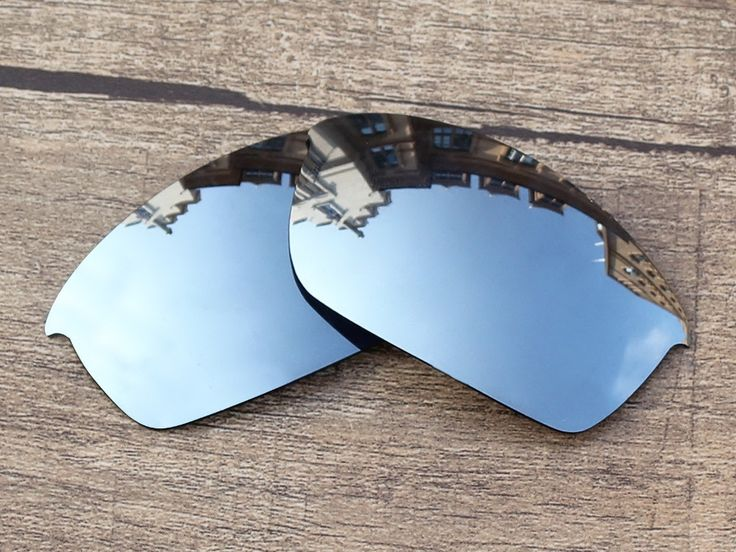 >> Click to Buy << Chrome Silver Mirror Polarized Replacement Lenses For Flak Jacket Sunglasses Frame 100% UVA & UVB Protection #Affiliate