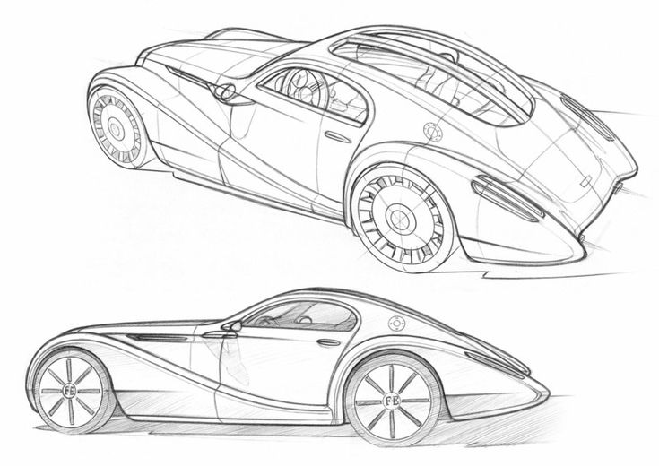 V12復古跑車現身 神秘車廠《Eadon Green》正式發表《Black Cuillin》  國王車訊 KingAutos