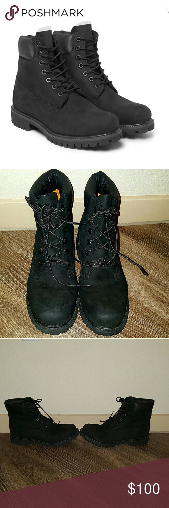 25 best ideas about all black timberland boots on