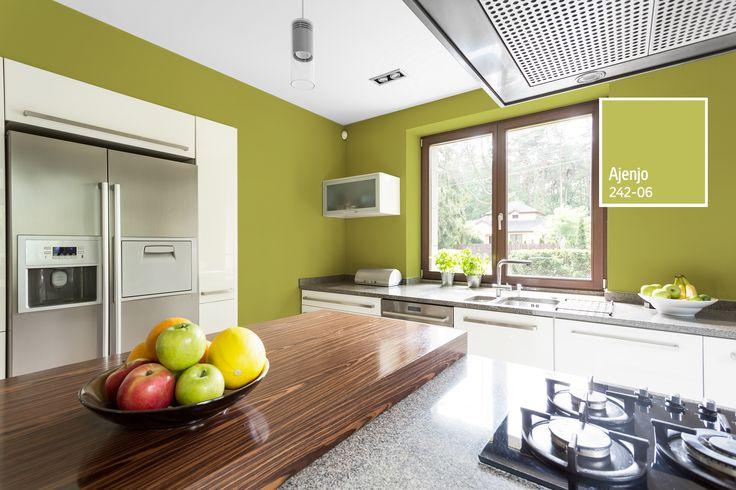 Expresa la alegr a de tu hogar con una cocina llena de for Cocina con alegria