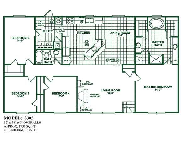 18 best multi section floor plans built by oak creek