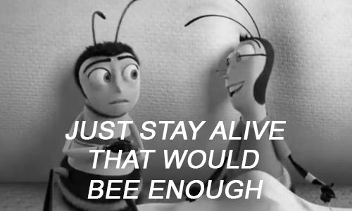 OH MY BOD HAMILTON AND THE BEE MOVIE THIS IS ALL I NEED