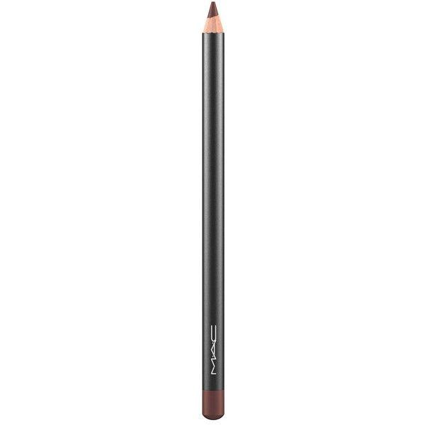 MAC Lip Pencil (61 ILS) ❤ liked on Polyvore featuring beauty products, makeup, lip makeup, lip pencils, lip pencil and mac cosmetics