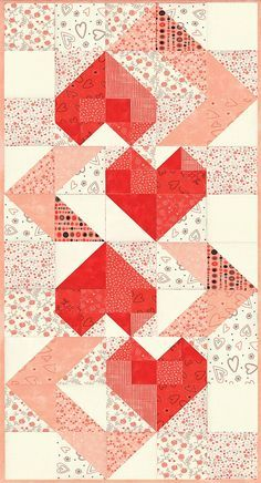 Hearts Intertwined - New Patterns