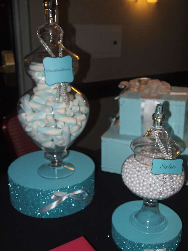 TIFFANY & CO Bridal Show Party Ideas | Photo 20 of 23 | Catch My Party