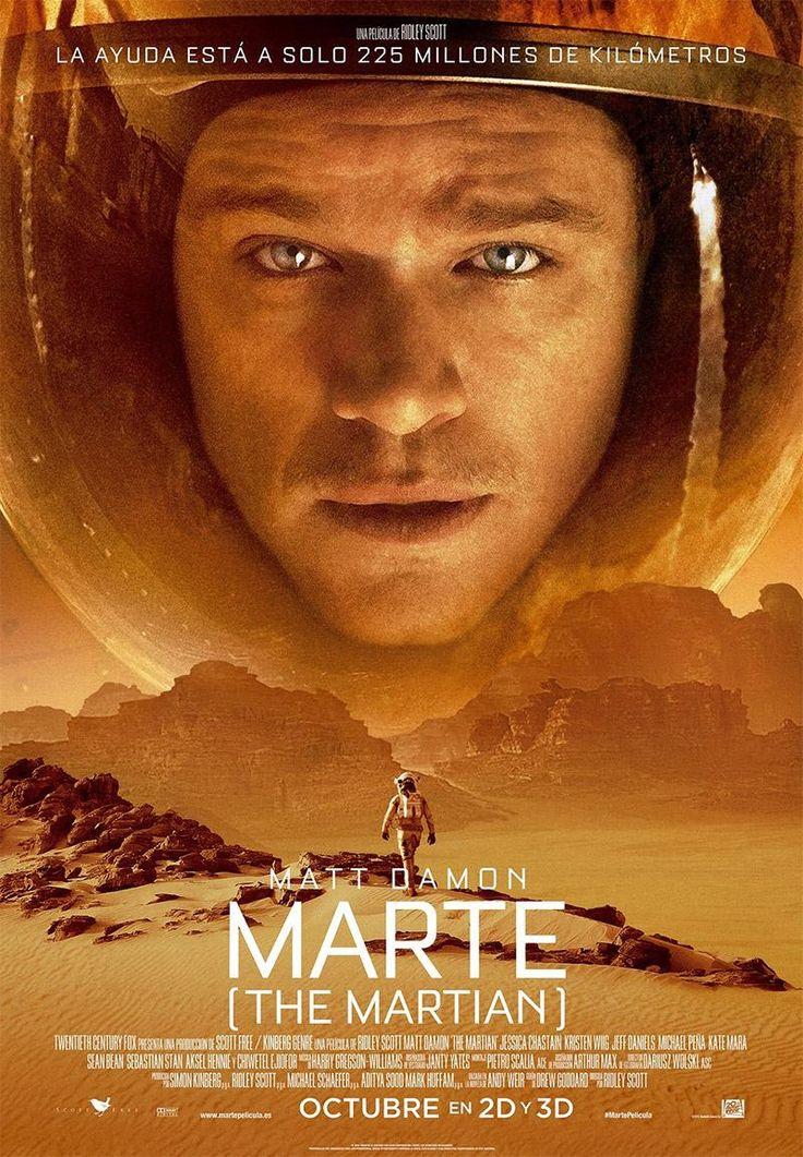 Marte (The Martian) (201510??)- FilmAffinity