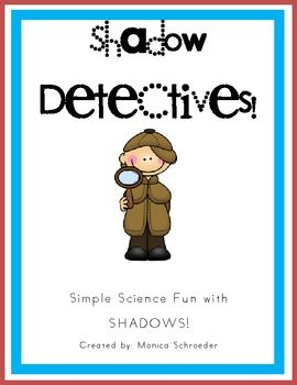 This file is a 4 page download of a simple science activity with shadows!  I used it along with my Happy Groundhog day unit.  Be sure to check that...