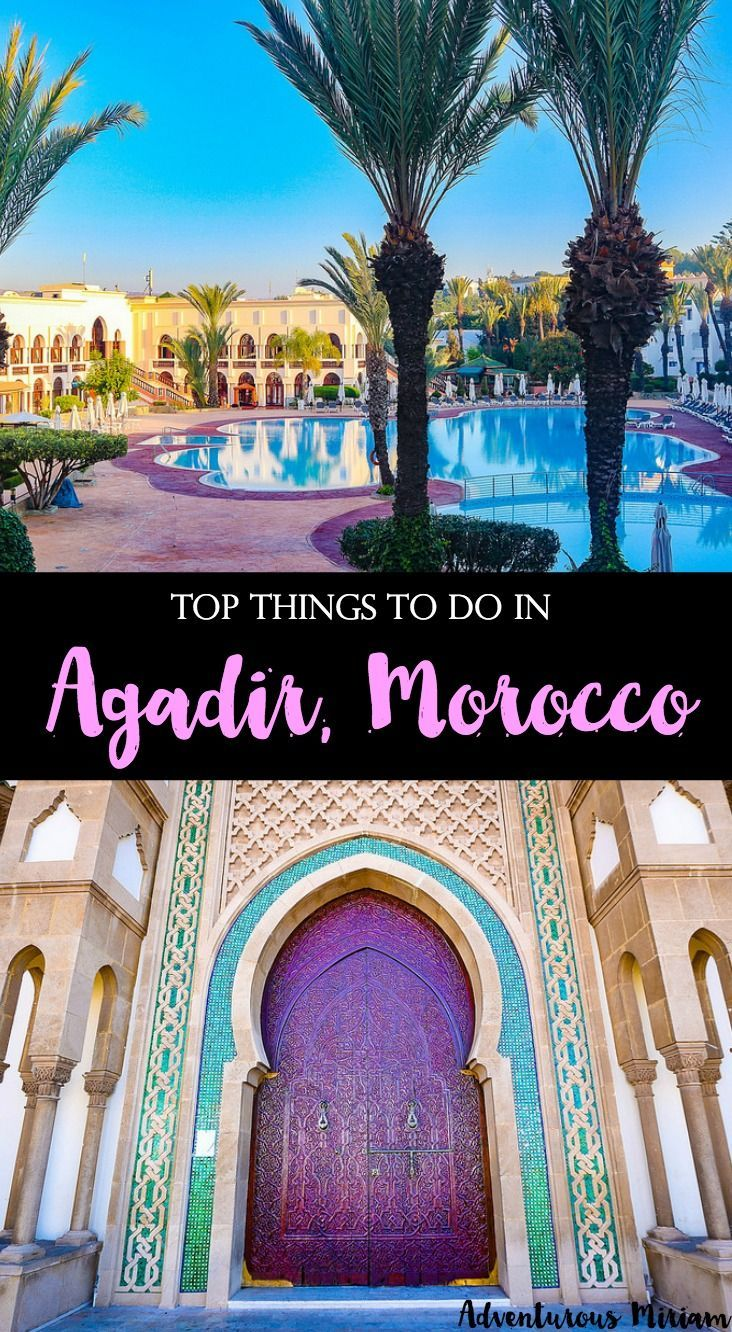 Agadir is a seaside city with an average of 300 sunshine days a year, and it's perfect for surfing, beach-lovers and water enthusiasts. Here's an introduction to Agadir, Morocco.