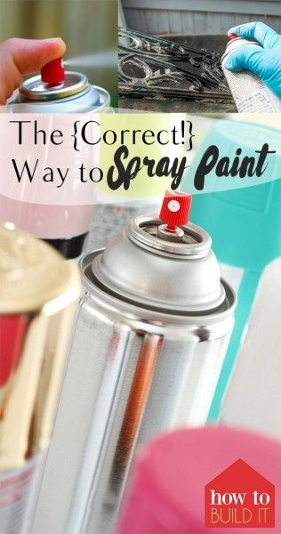 25 best ideas about how to spray paint on pinterest. Black Bedroom Furniture Sets. Home Design Ideas