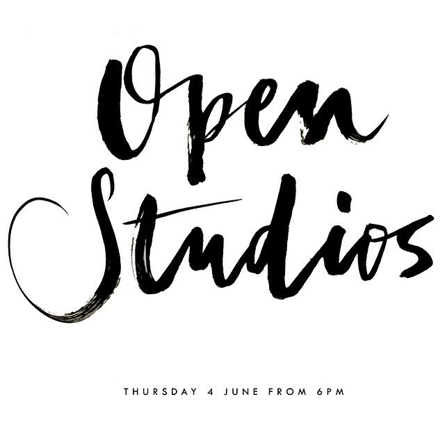This Thursday! Join us @hackneydownsstudios for some studio snooping and beers. There's an evening market, gin tasting, jerk chicken pop up, bicycles, vintage wares, letterpress studio (and calligraphy studio of course) as well as many artists and makers to meet. Find us in Studio 26 • • • • • • • • • • • • • •  #moderncalligraphy #brushlettering #calligraphy #handwritten #lamplighterlondon #inthestudio #eastlondon #hackney #type #makers #artists #creative #weekend #thatsdarling