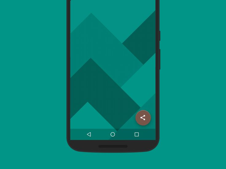 material design sharing concept