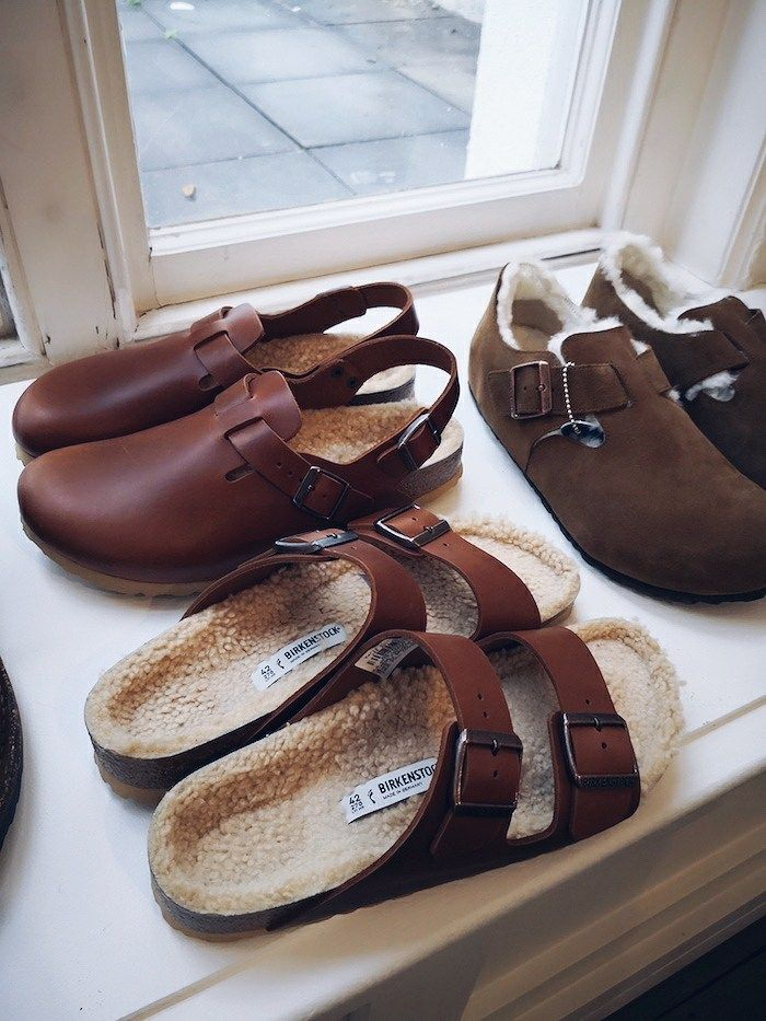 Perfect pairing: Birkenstocks and chunky socks | Birkenstock