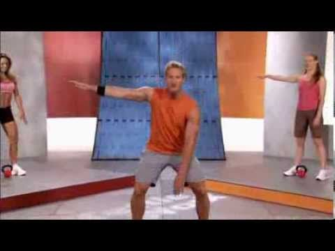 #Kettleworx Legs and Thighs Kettlebell Video - YouTube  25 mins
