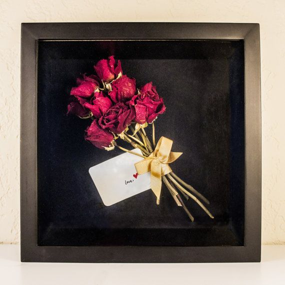Crafts With Dried Roses