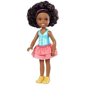 Check out the Barbie Club Chelsea Flower Doll (DWJ35) at the official Barbie website. Explore the world of Barbie today!