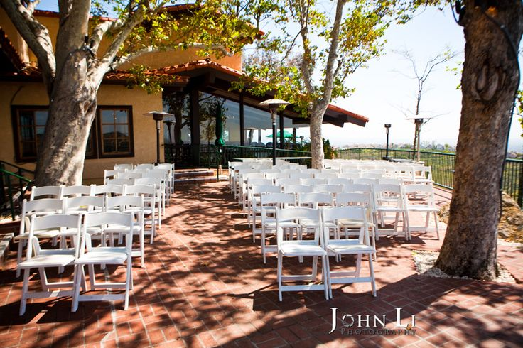 Orange Hill Wedding Ceremony Front View Pinterest And Weddings