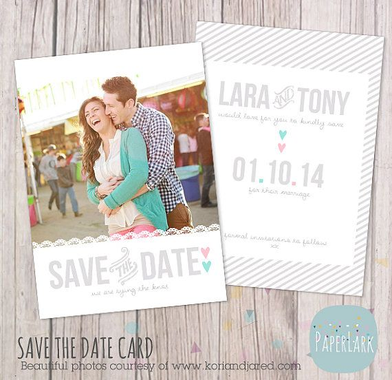 29 Best Save The Date Images On Pinterest | Save The Date