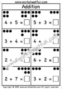 39 best preschool addition images on pinterest kindergarten learning and numbers. Black Bedroom Furniture Sets. Home Design Ideas