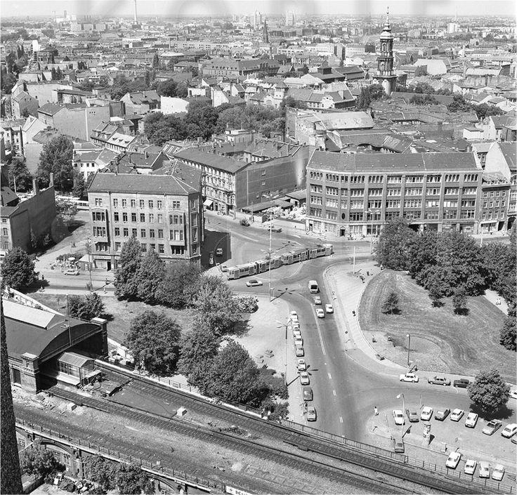 Berlin - Hakescher Markt 1987