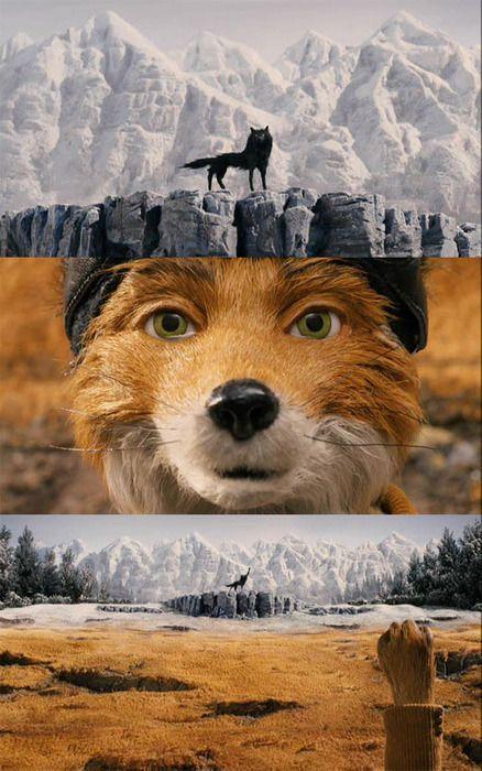 fantastic mr fox wolf