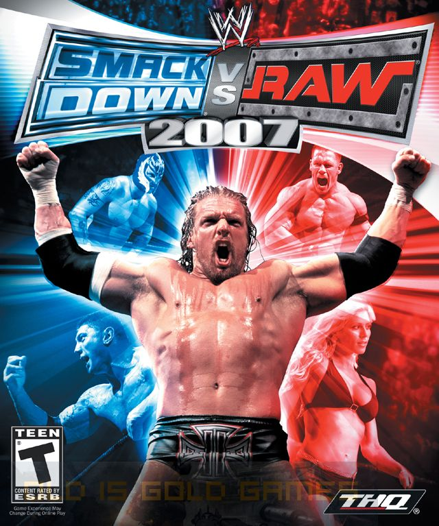 Wwe Smackdown Vs Raw Free Download Wwe Game Game Sales Wrestling Games