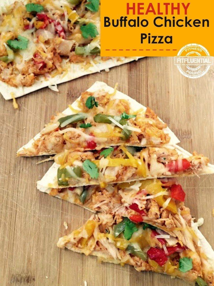 So you're saying I can have buffalo chicken pizza and it fits easily into my macros? Yep. Check out the stats on this beautiful Healthy Buffalo Chicken Pizza: Calories: 360 Fat: 10g Carbohydrate: 30g Fiber: 3g Protein: 35g  It's really easy to make. It freezes well. And I use mozzarella for all you blue …