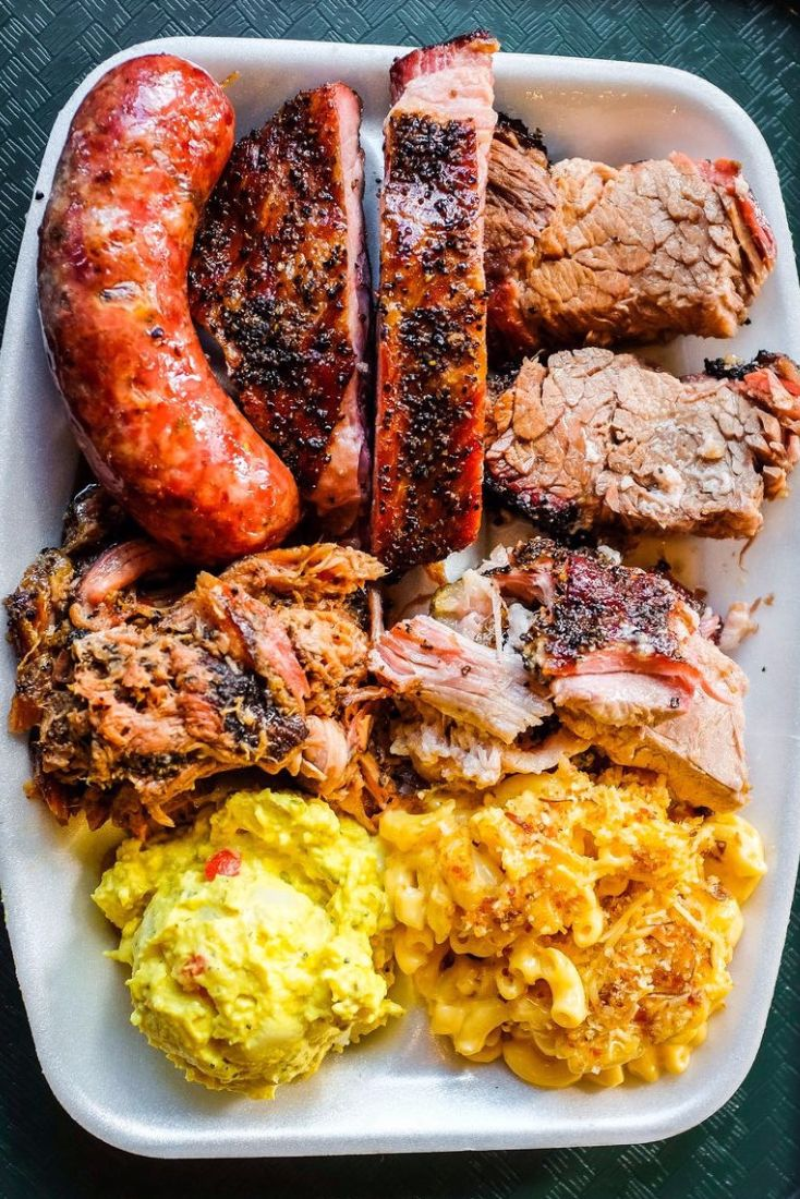 In Houston, bayou-laced Cajun country abuts the vast Southwest. Houstonians appreciate a righteous bowl of gumbo and beignets plucked fresh from the fryer. This is Texas, proudly, so of course barbecue, steak, and Tex-Mex are beloved. The standout places that serve these foods transcend cliché; their mesquite-grilled ribeyes and smoked brisket and velvety cheese enchiladas ground the dining scene in a rich sense of place.