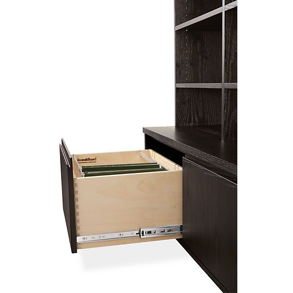 Room Board Keaton Bookcase With File Drawers Modern File Storage Cabinets Modern Office Furniture Office Furniture Modern Filing Cabinet Storage Modern Shelving