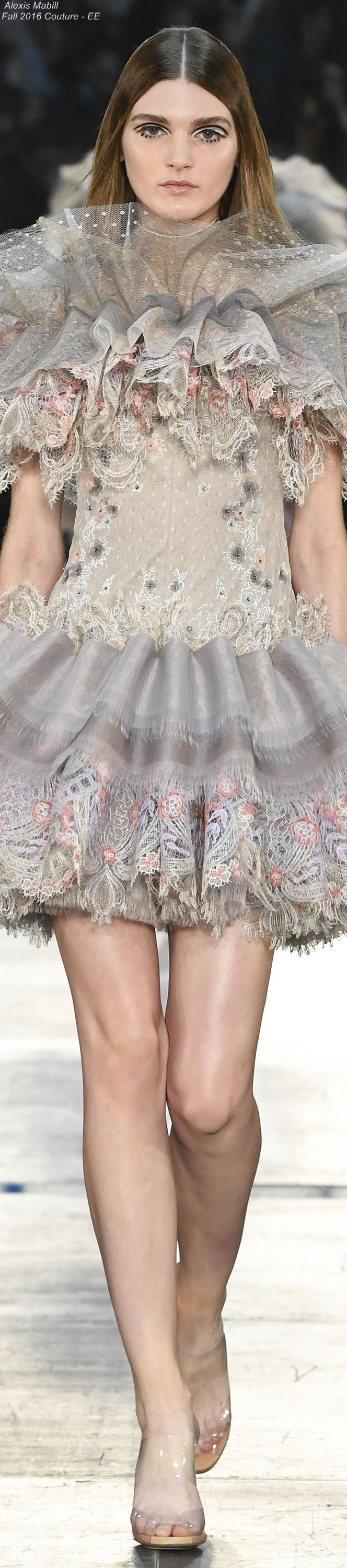 Alexis Mabill Fall 2016 Couture - EE