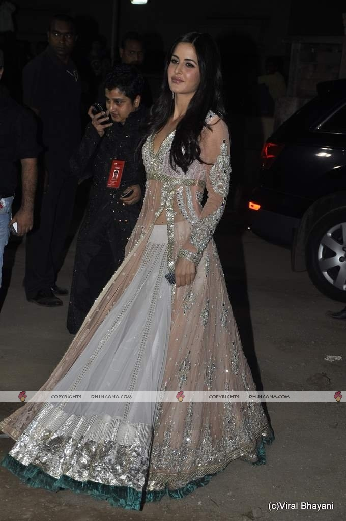 Perfect sangeet dress for me - by manish malhotra