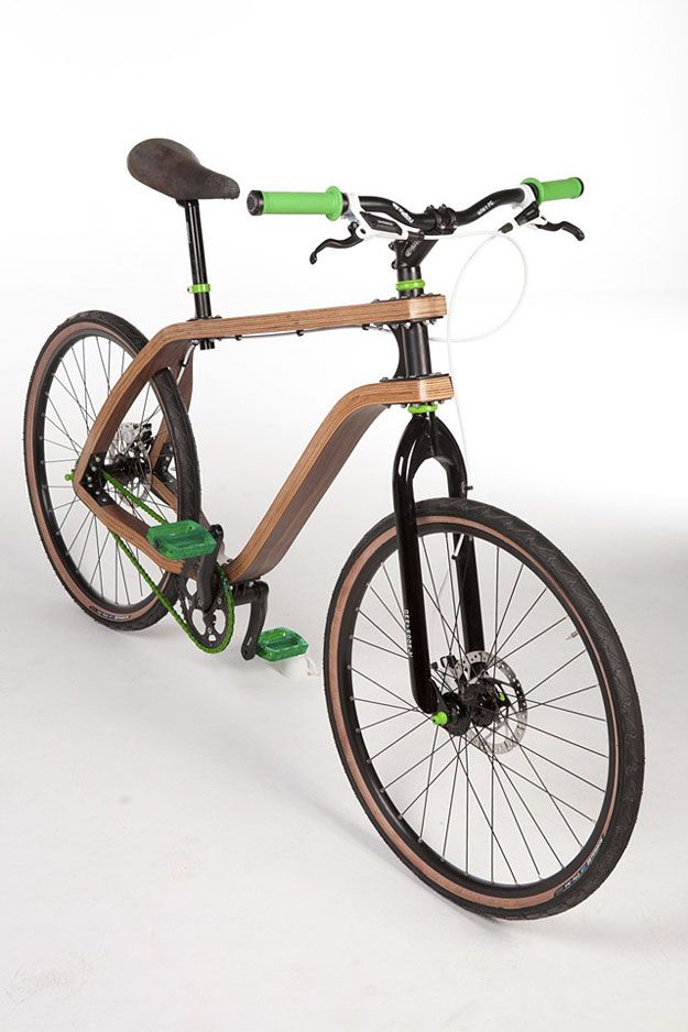 89 best bike holz images on Pinterest | Wood bike, Bicycle design ...