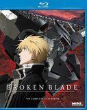Broken Blade: The Complete Series [2 Discs] [Blu-ray], 16215849