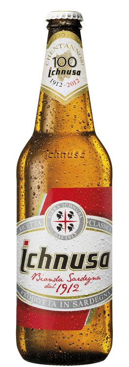 Italian beer from Sardegna. It's quite popular here but I can't stand it (Italy)