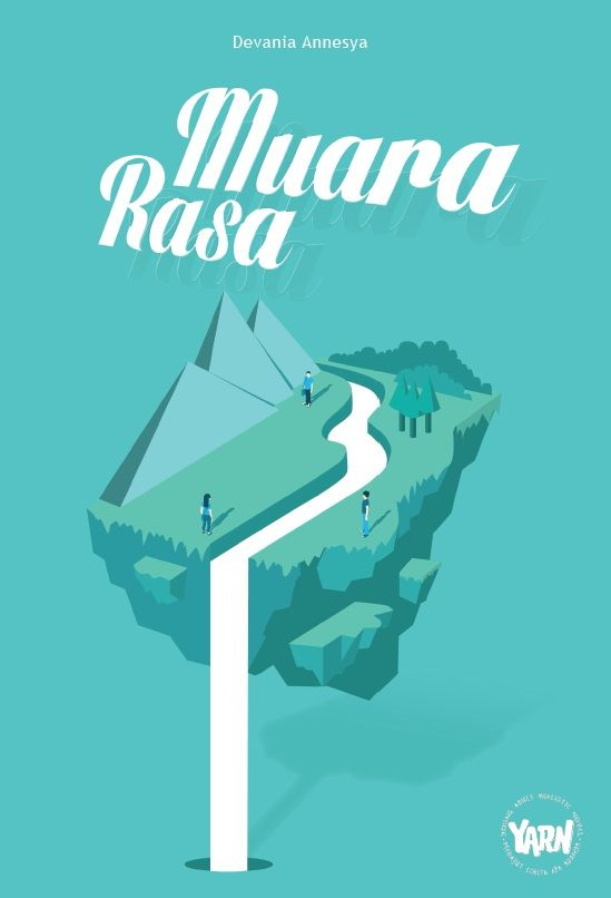 YARN 8: Muara Rasa by Devania Annesya. Published on 4 May 2015.