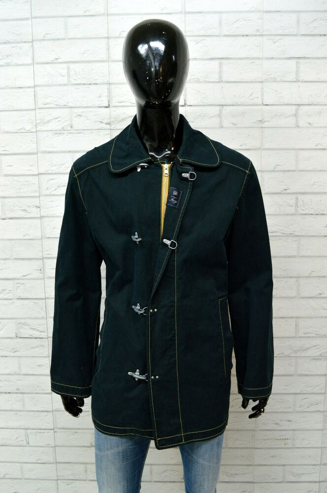 the best attitude 19128 7c2f2 Giubbino FAY Uomo Taglia XL Jacket Cappotto Giacca Giubbotto ...