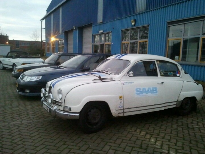 We are many, we are Saab