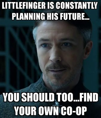 High School Co-ops- Be smart like littlefinger....find your own co-op! #ownyoureducation #besmart http://ow.ly/3V1p305fxhp