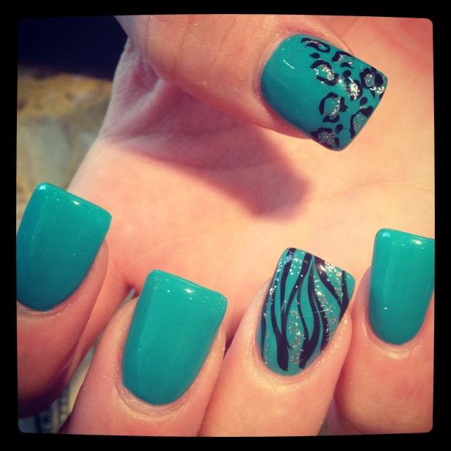 B: Nails Design, Colors